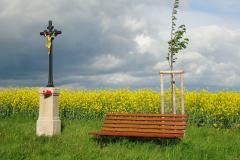 Křížek-s-lípou
