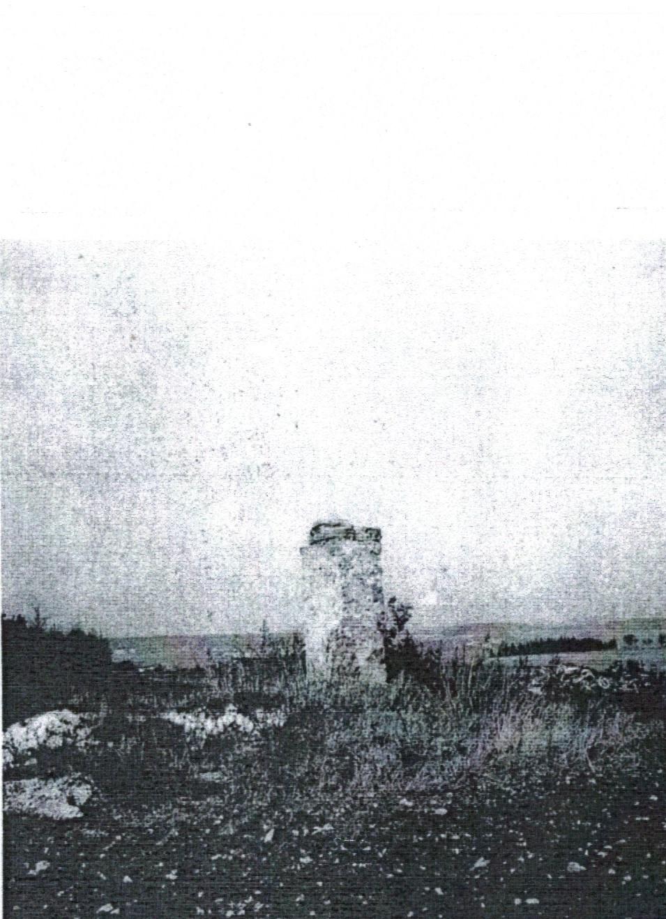 Křížek-kronika-obce-Modřovice